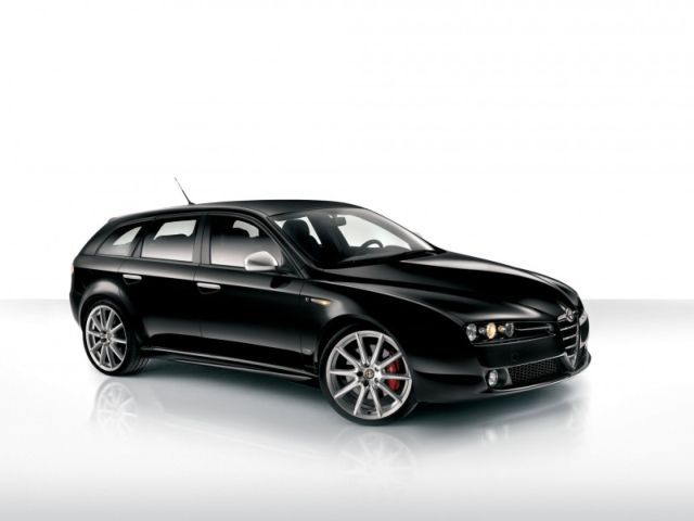 ALFA ROMEO 159 SW TI (2005-2011 ) But still young … beauty of a ride!