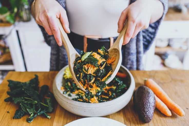 The Ultimate Kale & Lime Salad: This delicious kale salad recipe is perfect for first time kale cooks and experienced kale lovers, a simple yet tasty combination we be sure to have yourself and your guests going back for more.