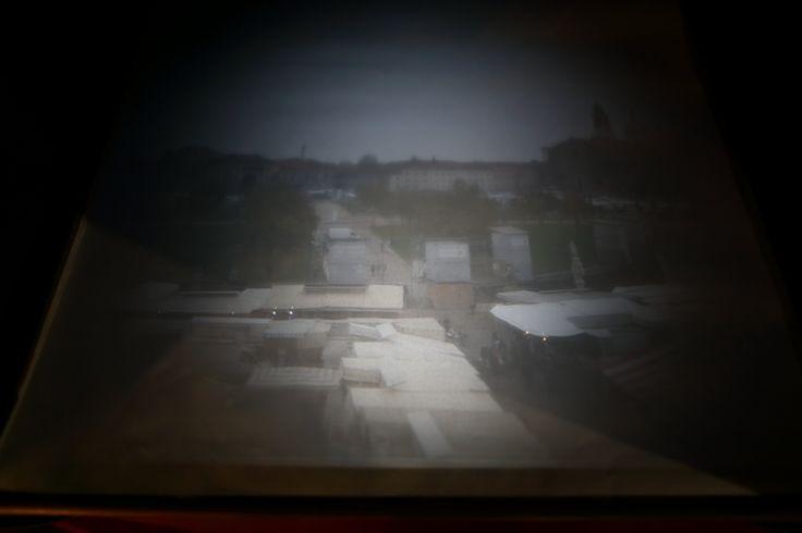 #pratodellavalle #padova Vi teniamo sotto controllo tramite uno strumento del '700! ;)