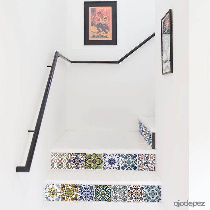 62 best vinilos decorativos home images on pinterest for Stickers decorativos