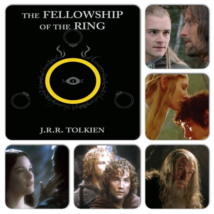 a literary analysis of the fellowship of the ring by j r r tolkien Tolkien's works a few more facts works cited tolkien, jrr the fellowship of the ring literary analysis: the lord of the rings.