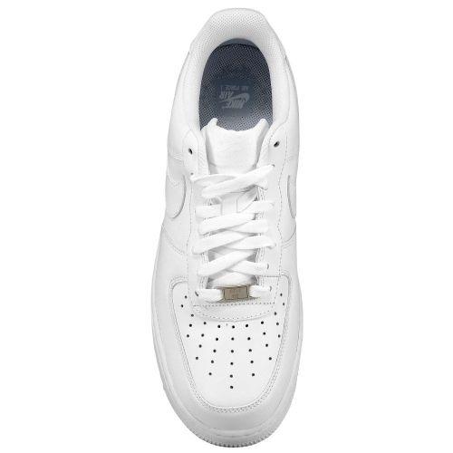 Мужские кроссовки Nike Air Force 1 Low - White / White