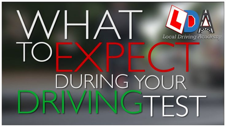 Have you got your driving test soon?  Here are some helpful tips on what to expect during your driving test. Call us on 01865722148 to book driving lessons in the Oxford area - we offer block booking discounts and also automatic driving lessons.