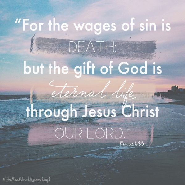 47 best absolutes images on pinterest christian quotes bible for the wages of sin is death but the gift of god is eternal life funny quotesbible quotesscripture negle Image collections