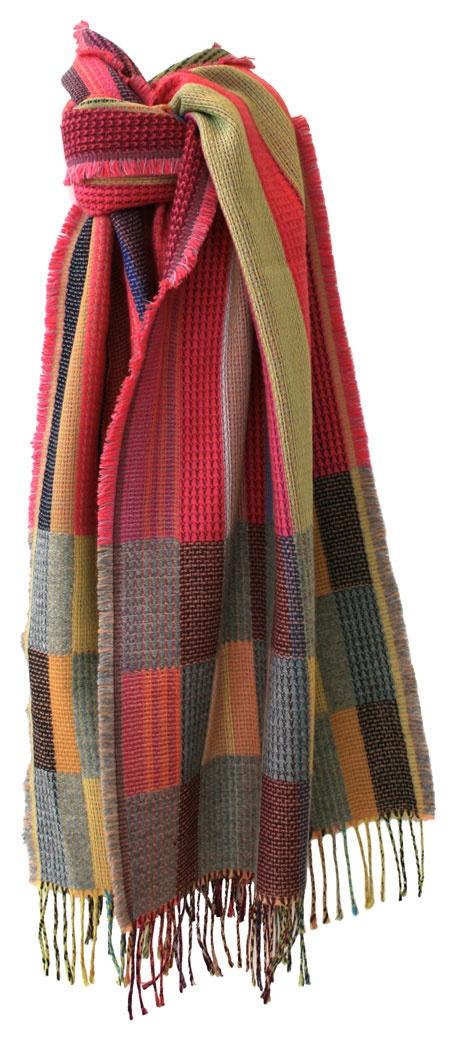 Cashmere Silk Scarf - Yin Yang Maille Silk by VIDA VIDA PA70jYZMo