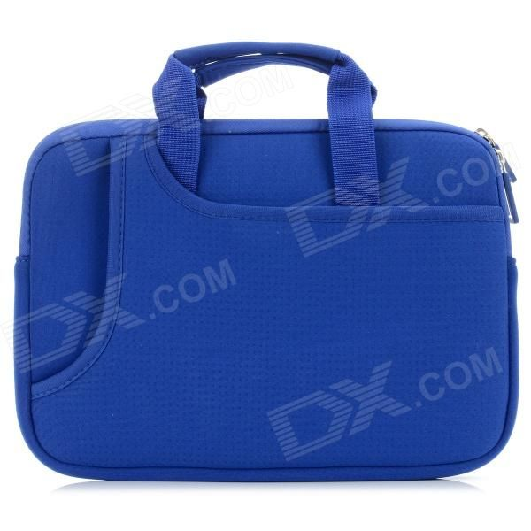 """Universal Protective Neoprene Tote Bag for 10.2"""" Tablet PC / Mobile Phone - Blue Price: $14.99"""