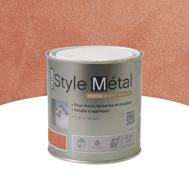 Oltre 1000 idee su peinture cuivre su pinterest for Peinture radiateur couleur cuivre