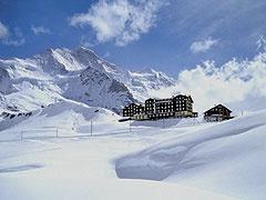 Hotel/Restaurant Bellevue des Alpes (1840)