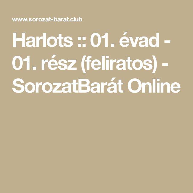Harlots :: 01. évad - 01. rész (feliratos) - SorozatBarát Online