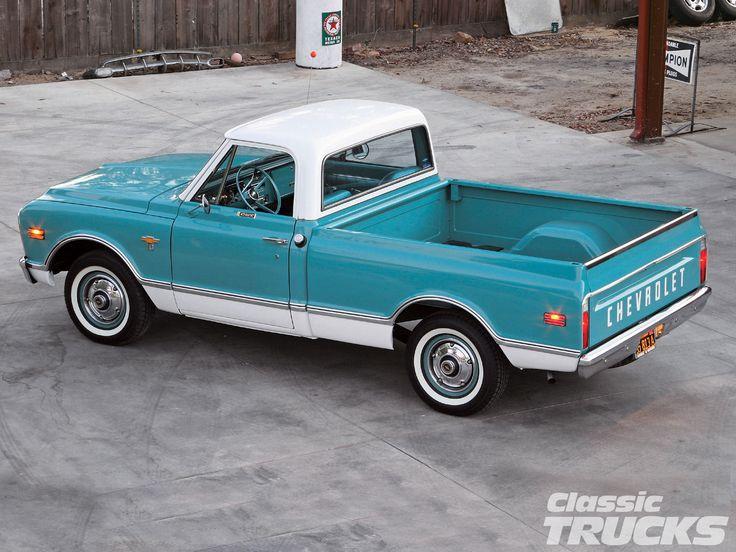 1968 Chevy C-10 Pickup Truck - Classic Trucks Magazine