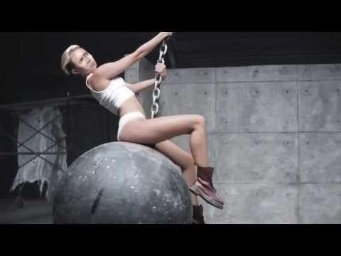 Miley Cyrus - Wrecking Ball (Nicolas Cage Edition)
