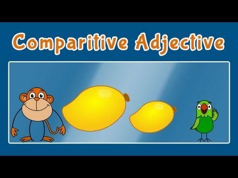Comparative Adjectives
