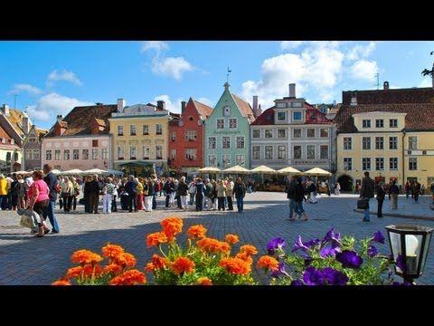Matkailu - Videot: Viro - Tallinna