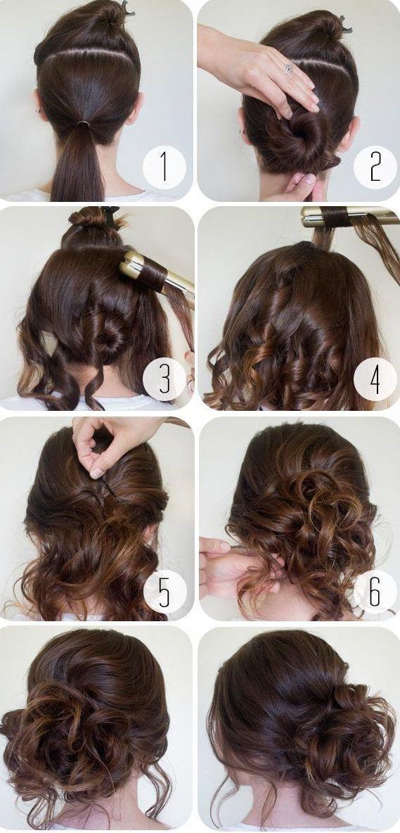 28 Abschlussballfrisuren für kurze Haare zum Staunen, kurze Abschlussballfrisuren Das Kleid ist gekauft, jetzt müssen Sie sich für Ihre Abschlussballfrisuren entscheiden. ...