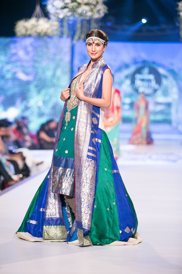 Suit by Kuki Concept Bridal Collection at PBCW 2014