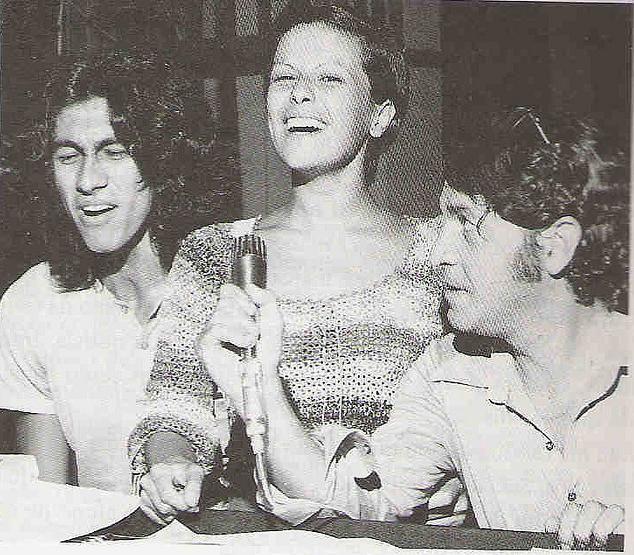 Fagner e Elis - 1973