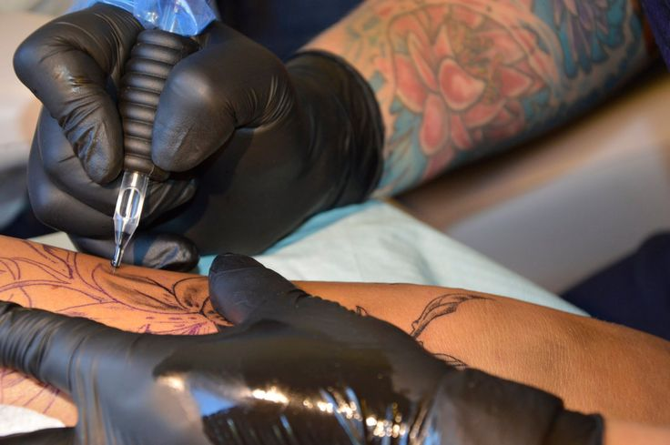 12 best images about become a tattoo for Tattoo shops in norman