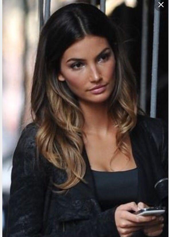 M s de 25 ideas incre bles sobre flamboyage en cabello oscuro en pinterest luces en cabello - Castano vitoria ...