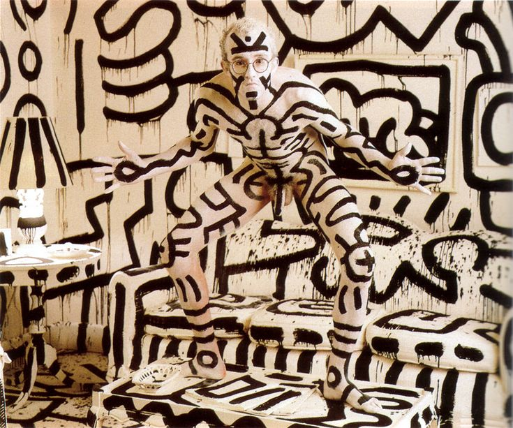 Keith Haring: 1978–1982 at the Brooklyn Museum - The Unique Creatures