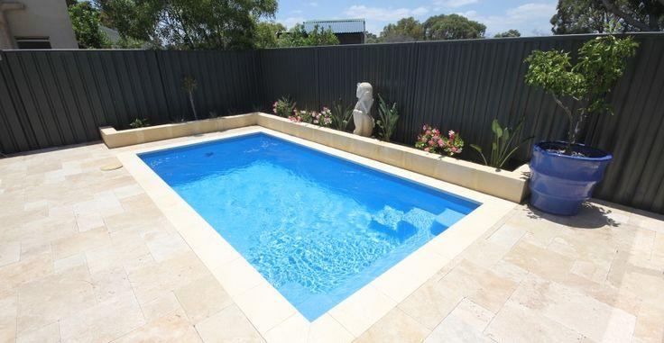 Allure 5m x 2.5m Aqua Technics Swimming Pools Perth