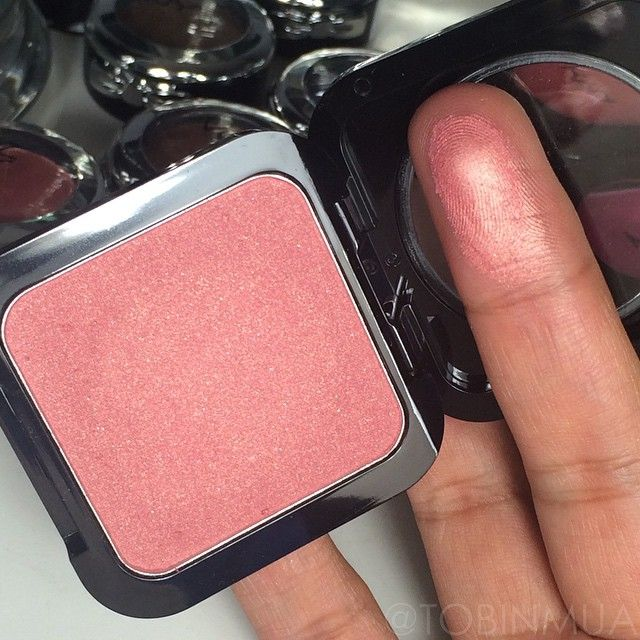 New Spring Blush in Intuition from @nyxcosmetics #spring2015
