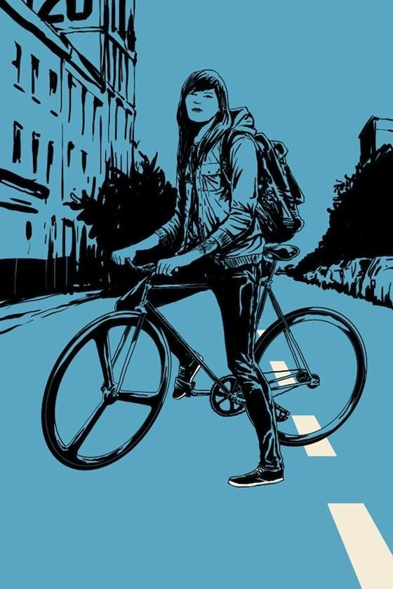 Pedala! :: As bikes de Adams Carvalho | Natural Connexion
