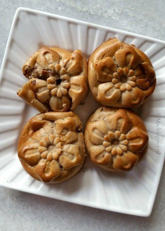 Muffins maken zonder dat er boter en bloem aan te pas komt. Zie hier het recept: muffins gemaakt met Griekse yoghurt en Havermout.