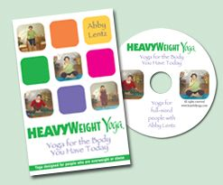 HeartFelt Yoga-I ordered this DVD-HeavyWeight Yoga-and started doing it today. I LOVE it!!! The best part is I can do the yoga she does even though I'm in rough shape right now AND I don't have to watch some super skinny girl telling me to do things I just can't do!!!