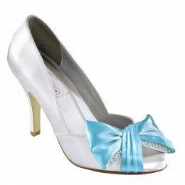 Wedding shoes Liv - Dyeables
