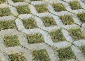 Pavés béton gazon HQE, pavé écologique et bon pour l'environnement,... chez PIERRE et SOL fournisseur ONLINE