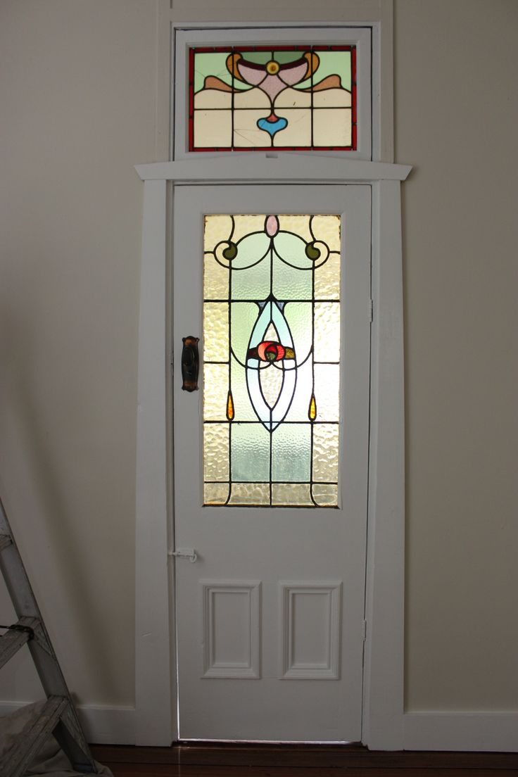 One of the beautiful ornate doors we discovered. www.propertyrevamped.com.au