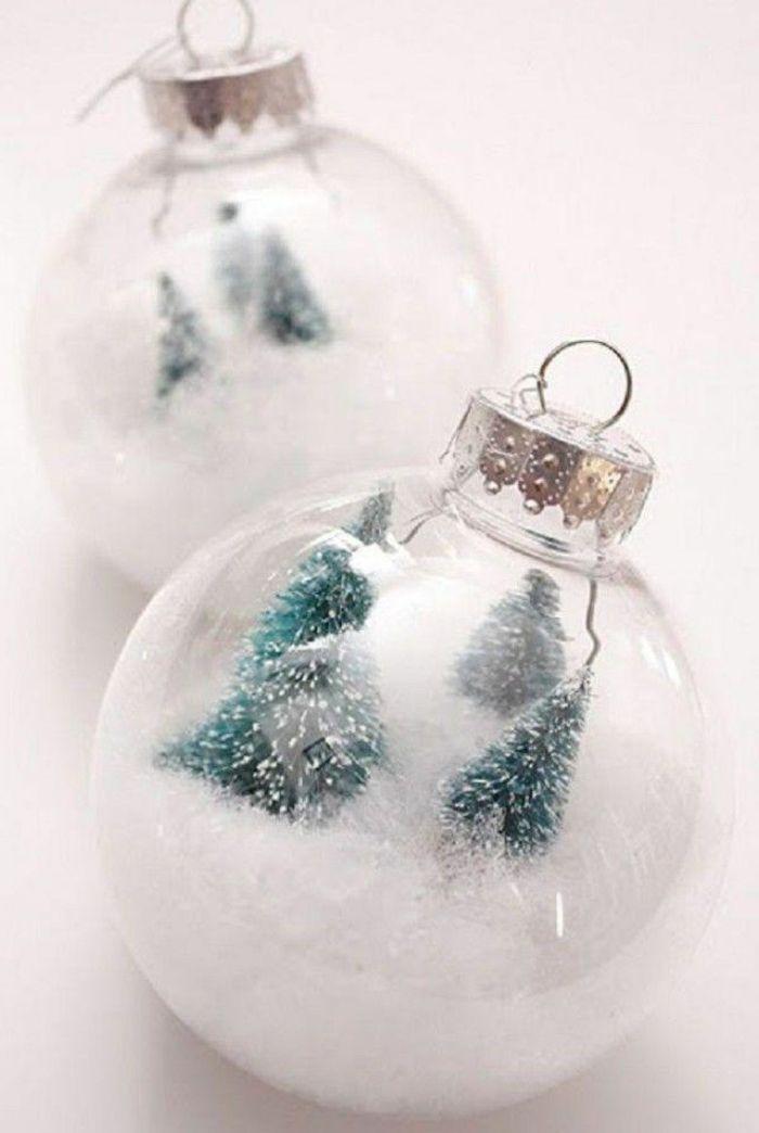Bola de poliestireno y globos diy paso a paso decoraci n - Bolas navidad transparentes ...