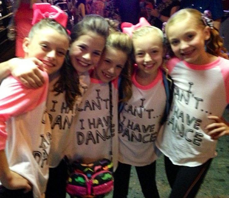 I Can't I Have Dance- Fresh Faces