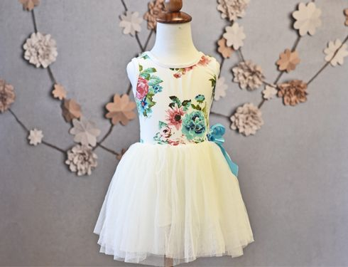 Flash Sale-Shabby Chic Dress:  76% off retail for one week only!