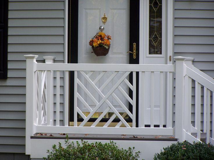 Deck & Porch Railing Installation, Durham   Porch railing ...