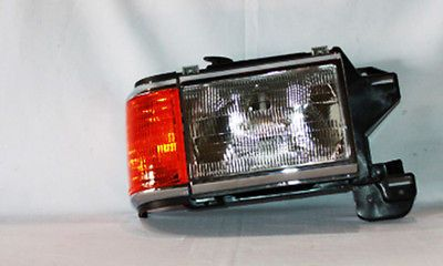 1990 Ford F150 Headlights