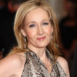 J.K. Rowling is the creator of the Harry Potter fantasy series, one of the most popular book and film franchises in history. | Biography