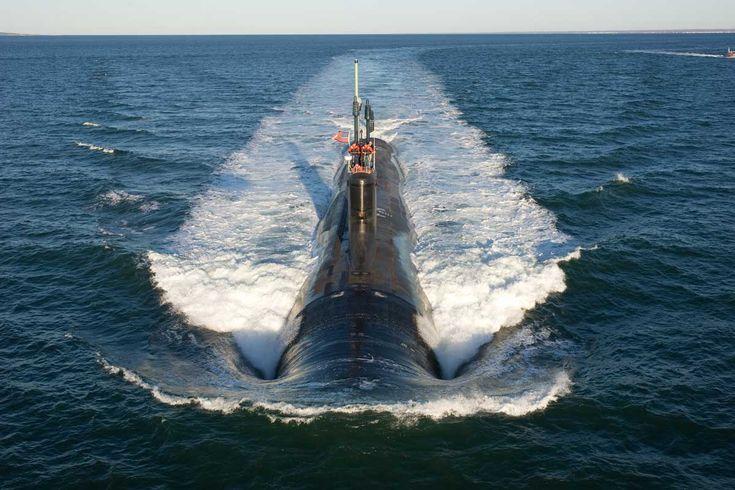 Virginia Class Attack Submarine - SSN | Military.com