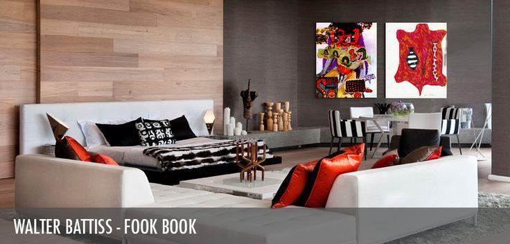 Walter Batiss - Robin Sprong Surface Designer