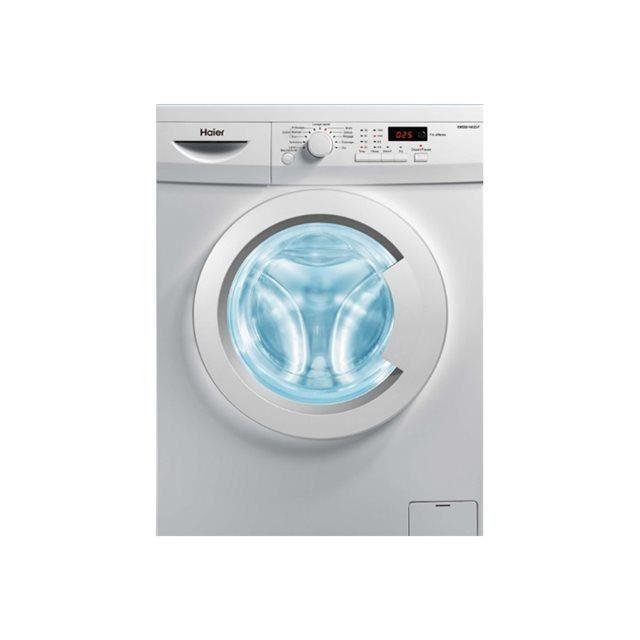 HAIER HWD60-1403D-F Lavante-séchante - Achat / Vente lave-linge séchant - Cdiscount