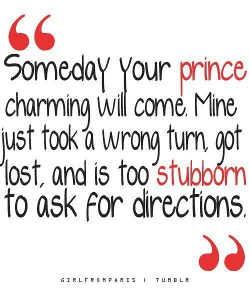 My Prince Charming!Laugh, Inspiration, Life, Prince Quotes, Funny Boards, Stubborn, Sooooo True, Prince Charming, Prince Charms