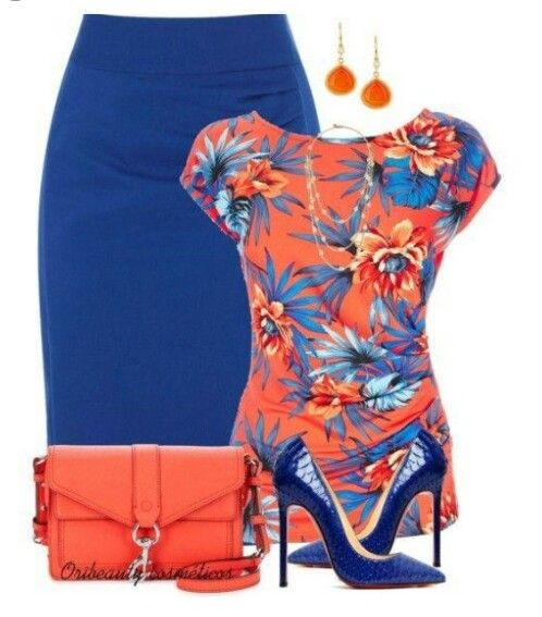 Beautiful colors for Summer. Fashion should never be dull, even if it's dreadfully hot outside.