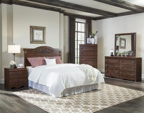 Kith Furniture Treme Queen Size Bedroom Set 332