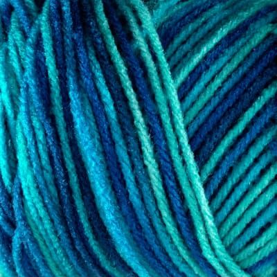 Red Heart Super Saver Economy Yarn Macaw - ACRYLIC
