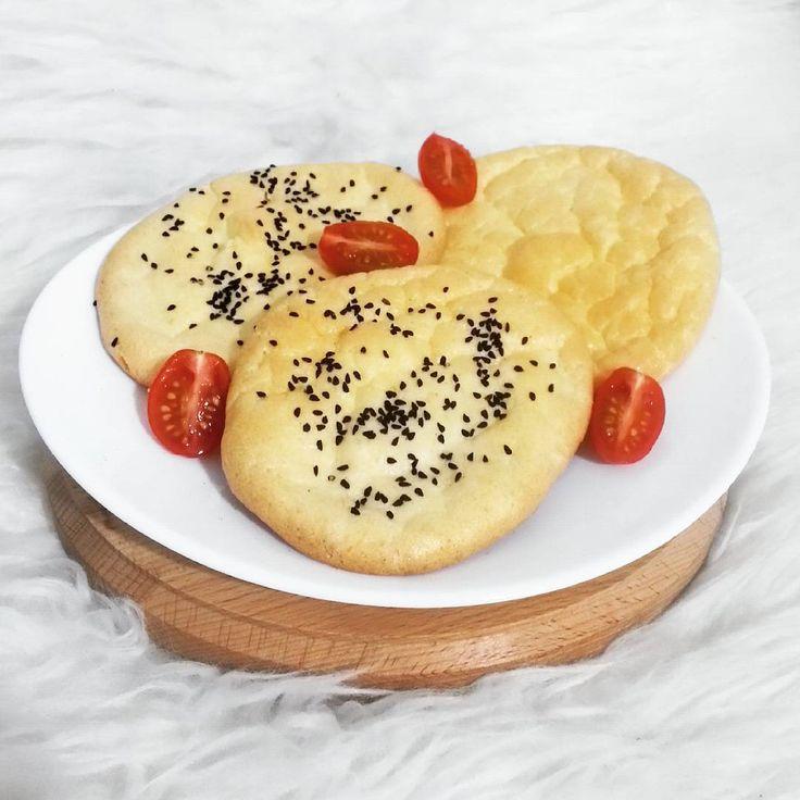 Cloud Bread: Brot komplett ohne Kohlenhydrate