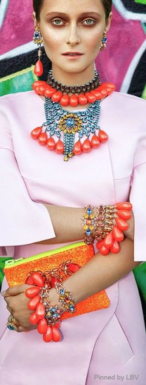 mawi-ss14-jewellry-collection | LBV ♥✤