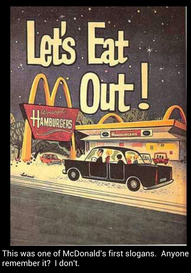 McDonald's   Blast From The Past ♥ 2   Advertising, Retro ...