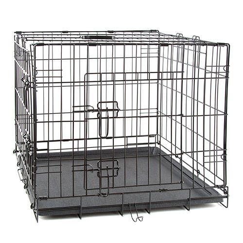 Jaula plegable para perros TK-Pet - Tiendanimal