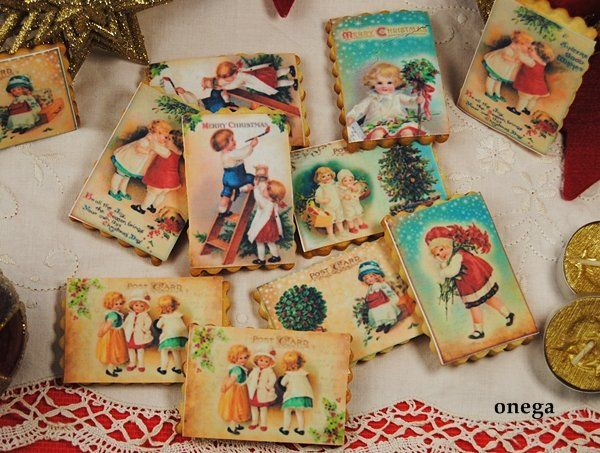 #Recipe #Vintage #cookies for #Christmas