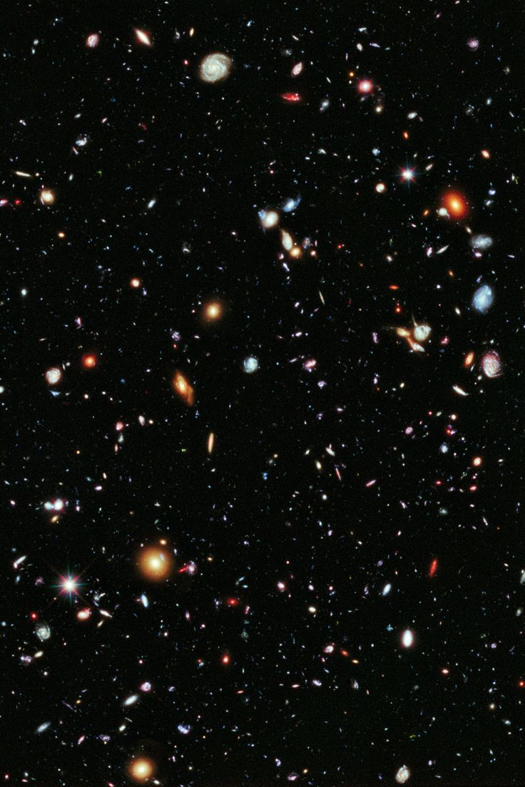 Best 20+ Hubble Extreme Deep Field ideas on Pinterest ...